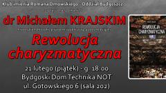 Spotkanie z dr. Michałem Krajskim w Bydgoszczy