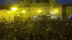 """Strajk kobiet pod hasłem """"Bydgoszcz jest kobietą"""""""