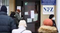 Szef KPRM: Apeluję do seniorów, żeby nie szli do przychodni w celu rejestracji na szczepienie