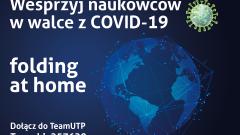 TeamUTP wspiera naukowców w walce z COVID-19