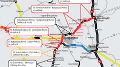 Trasa S5 Szubin - Żnin w woj. kujawsko-pomorskim udostępniona do użytku