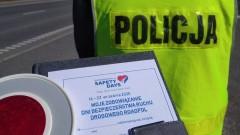 Trwa akcja Roadpol Safety Days na drogach powiatu bydgoskiego