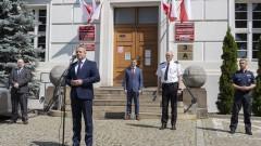 Wojewoda Mikołaj Bogdanowicz o bezpiecznych wakacjach w regionie
