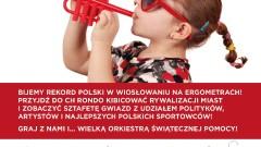 Wspólne wiosłowanie dla WOŚP w Bydgoszczy