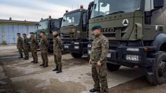 Zaangażowanie 1 Pomorskiej Brygady Logistycznej (1BLog) wynikające ze zobowiązań sojuszniczych