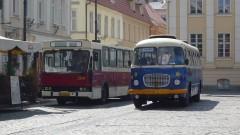 Zabytkowe autobusy i pojazdy przejadą ulicami Bydgoszczy