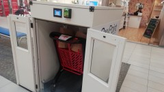 Zakupy zdezynfekujesz w Focusie. Stanęła tam pierwsza w Polsce maszyna do ozonowania!