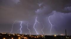 Załamanie pogody. Burze z gradem w Bydgoszczy [Ostrzeżenie meteorologiczne]
