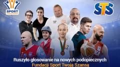 Zawodniczki z Bydgoszczy mają szansę zostać podopiecznymi fundacji Sport Twoją Szansą