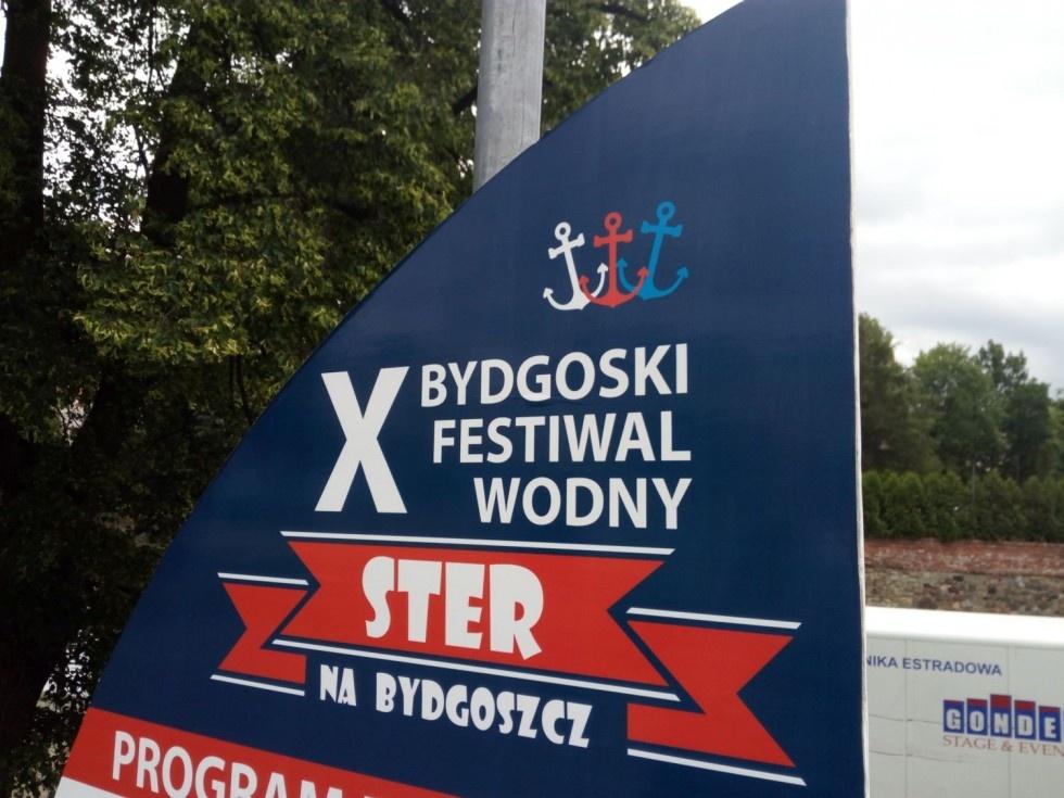 """11. Bydgoski Festiwal Wodny """"STER NA BYDGOSZCZ"""". Będą zmiany w organizacji ruchu"""