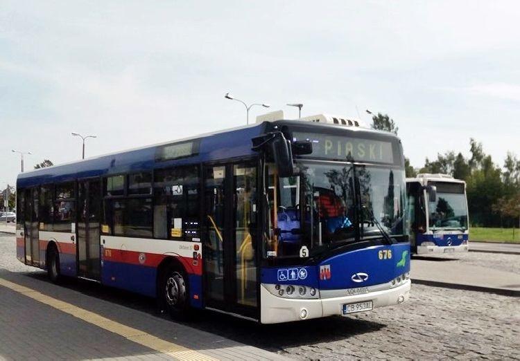 11 nowych autobusów dla Bydgoszczy
