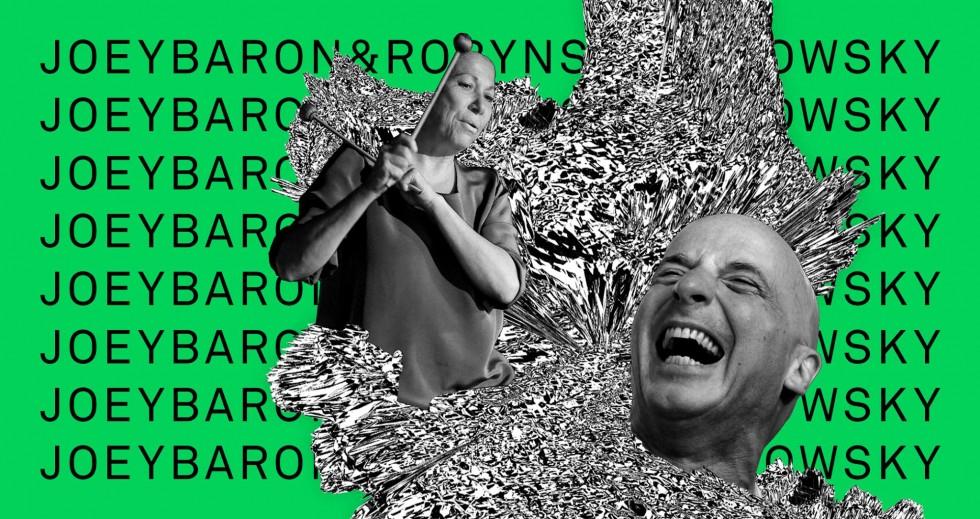 13th MÓZG Festival - CDTEO / Joey Baron & Robyn Schulkowsky