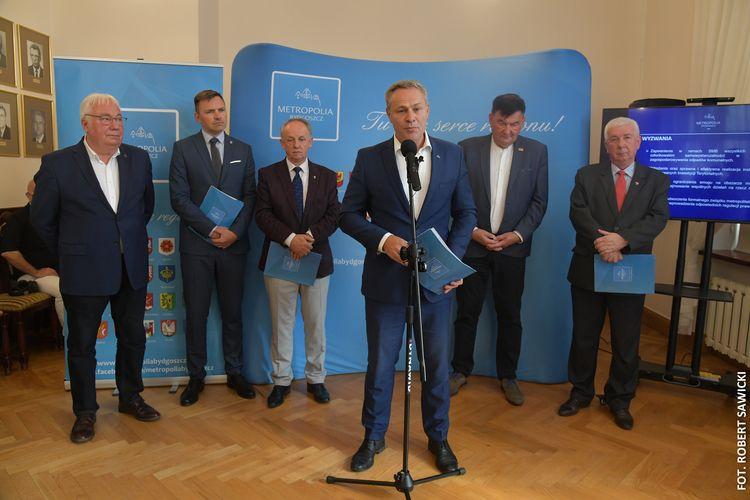 5-lecie działalności świętuje Stowarzyszenie Metropolia Bydgoszcz