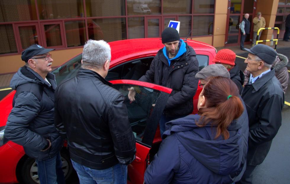 50+ na drodze, czyli bydgoscy seniorzy za kierownicą