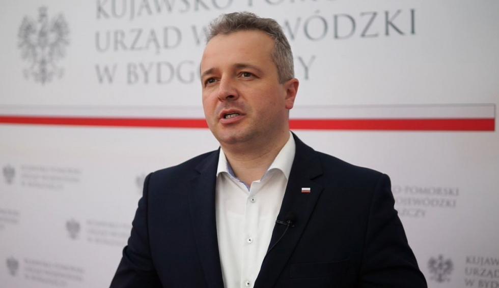 7,5 mln zł ze środków rządowych dla szpitali i instytucji pomocy społecznej w kujawsko-pomorskim