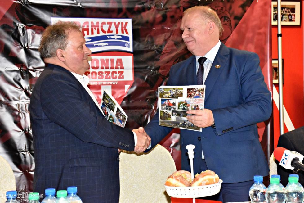 Abramczyk Polonia Bydgoszcz. Nowy sponsor tytularny Polonii [FOTO]