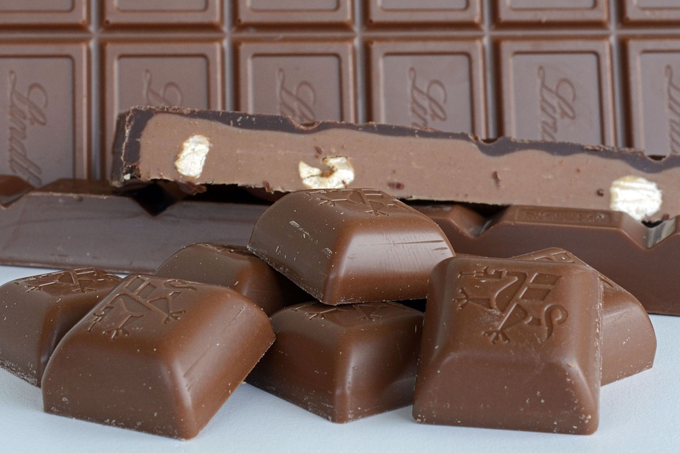 Amatorka czekolad długo nie nacieszyła się łupem