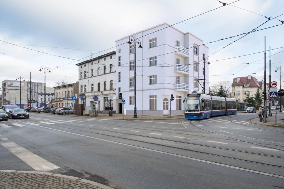 Apel do Prezydenta Bydgoszczy o zachowanie historycznej zabudowy na skrzyżowaniu ulic Gdańskiej i Chodkiewicza