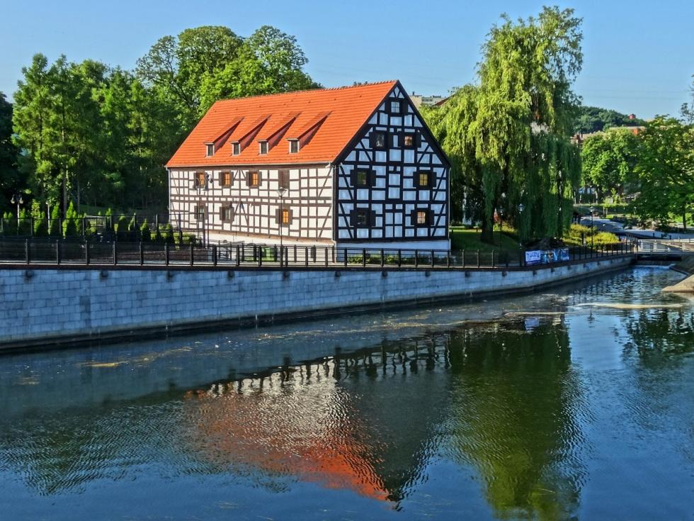 Atrakcje turystyczne w Bydgoszczy