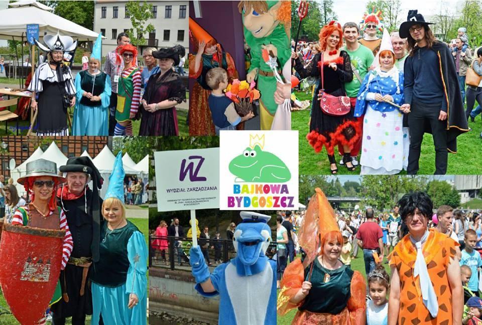 Bajkowo w Bydgoszczy z okazji Dnia Dziecka