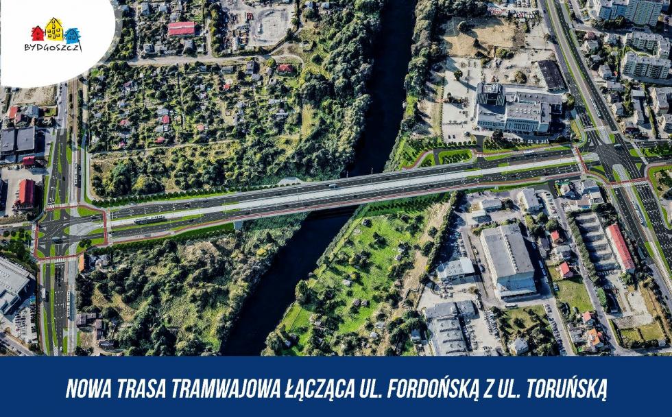 Będą nowe mosty nad Brdą. Podpisano umowę