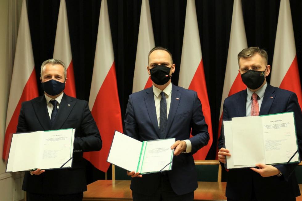 Będą rządowe środki na budowę ronda w Kobylnikach