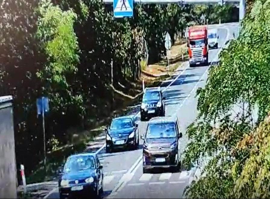 """""""Bezpieczna DK-10"""". Policyjny monitoring kontrolował kierowców"""