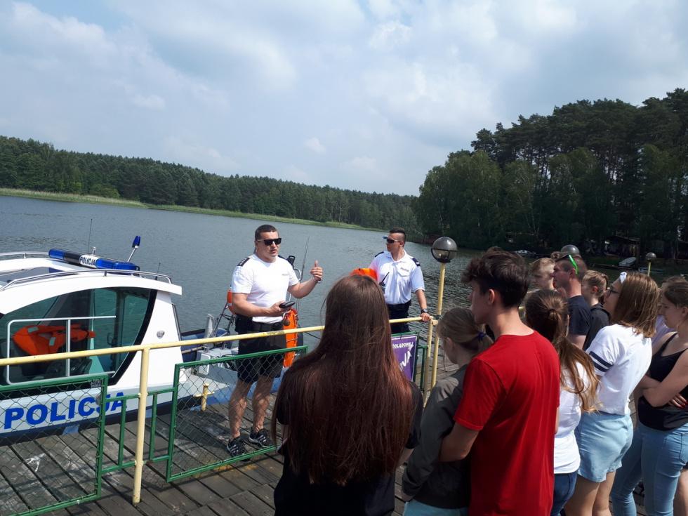 Bezpieczne wakacje w Bydgoszczy i regionie