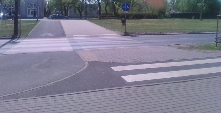 Bezpieczniej na bydgoskich przejściach dla pieszych