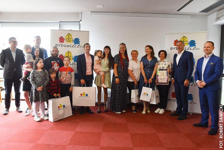 Bezpieczny dom dla rodzin z Białorusi w Bydgoszczy