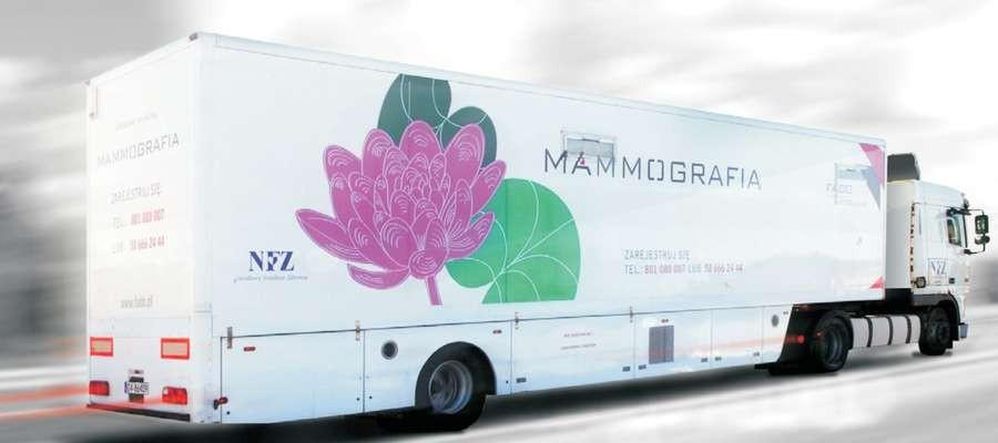 Bezpłatne badania mammograficzne już w lutym