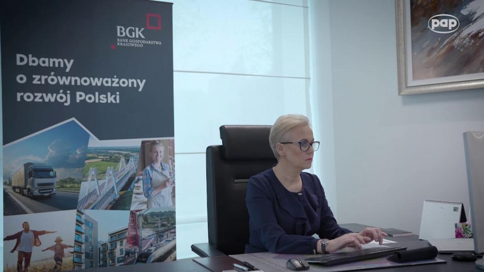 BGK wdraża gwarancje leasingu