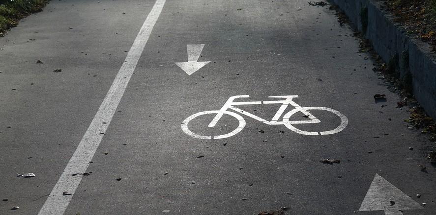 Blisko 8,8 mln złotych na ścieżki rowerowe wokół Ronda Grunwaldzkiego