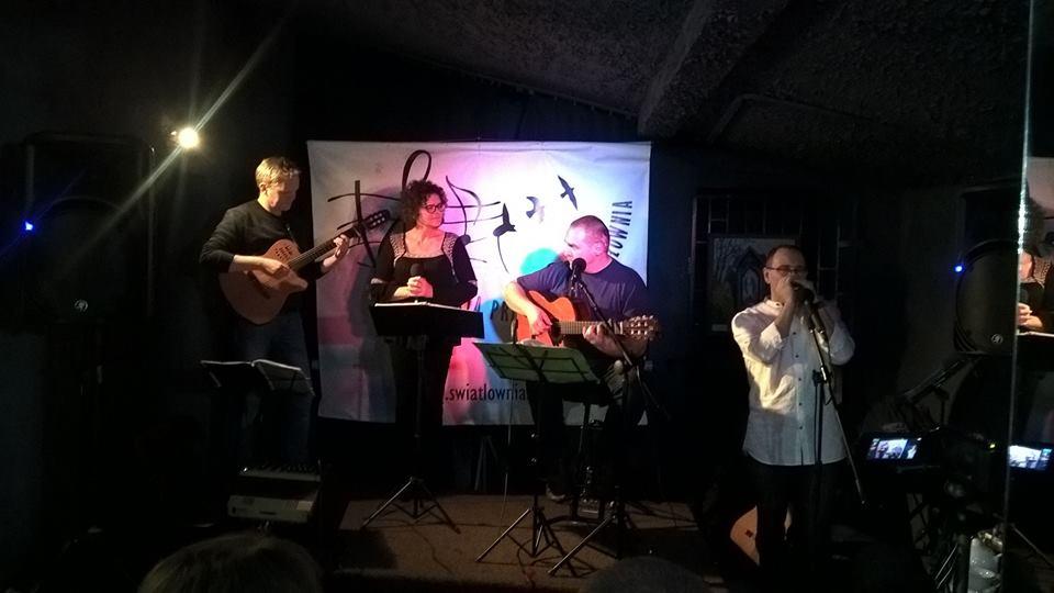 Blues i poezja śpiewana w Światłowni