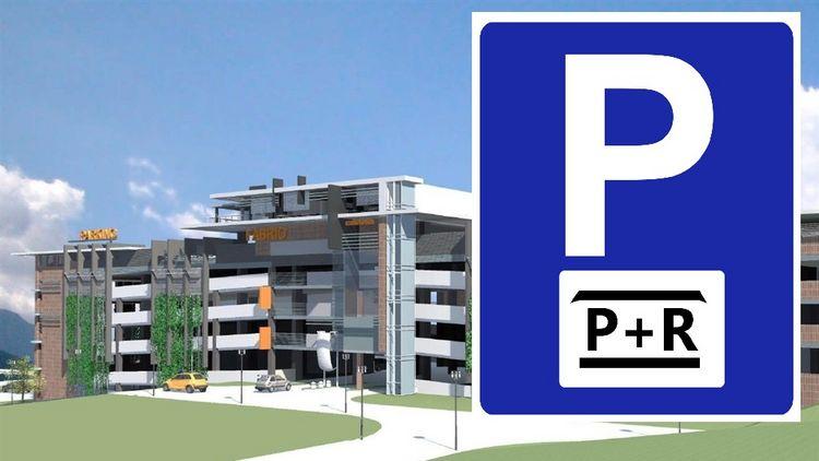 Budowa parkingów typu Park&Ride w Bydgoszczy trwa