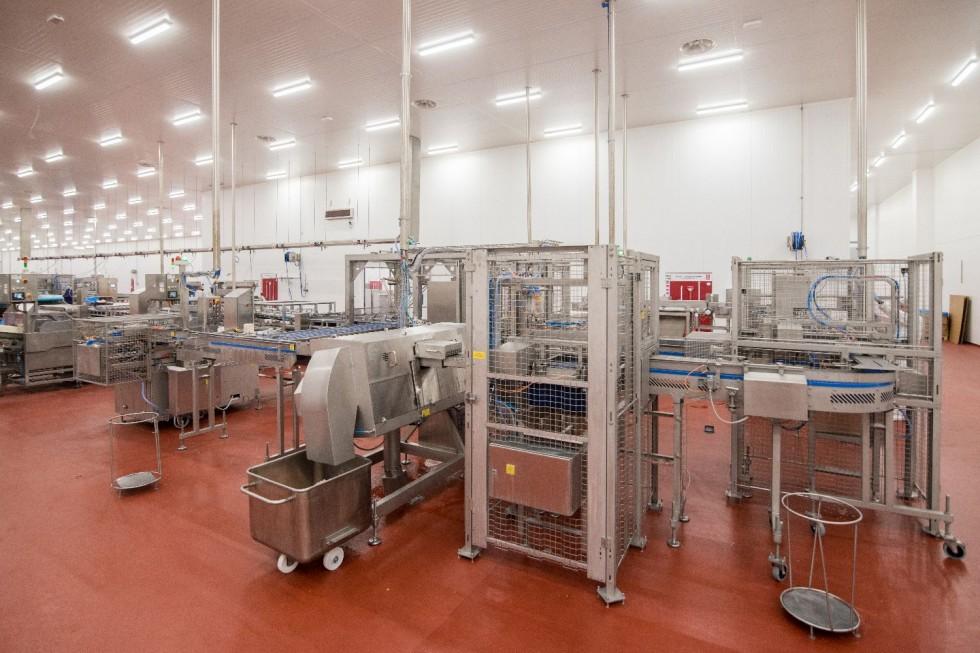 Bydgoska fabryka FRoSTY otwiera nową linię produkcyjną