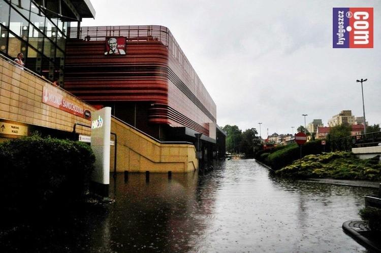 Bydgoska kanalizacja deszczowa do wymiany