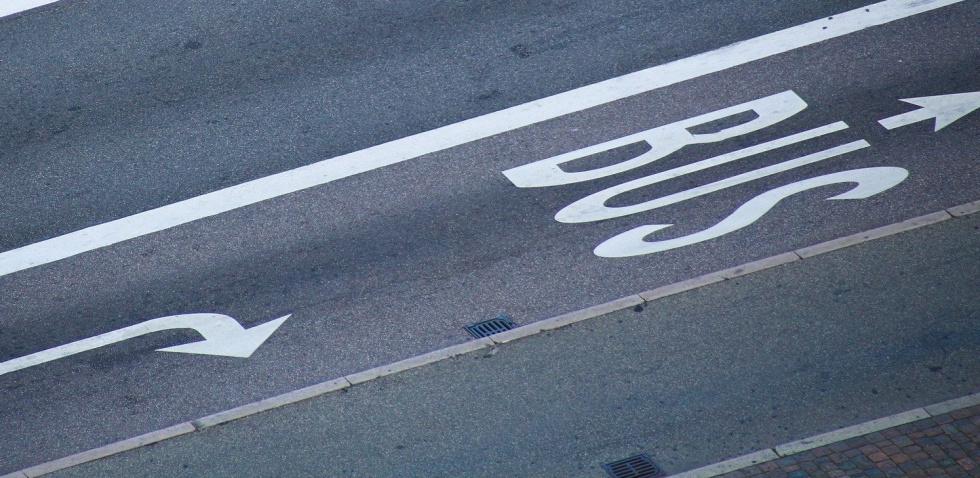 Bydgoskie buspasy także dla motocyklistów