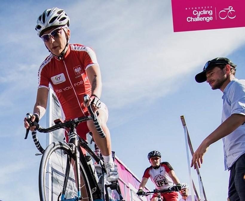 Bydgoszcz Cycling Challenge cieszy się ogromnym zainteresowaniem