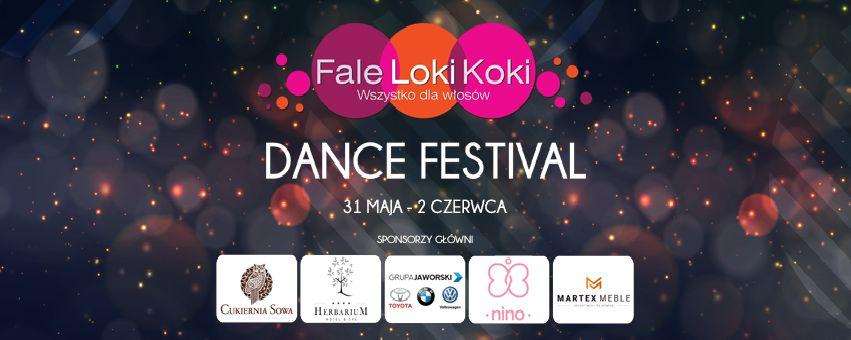 Bydgoszcz stolicą tańca! Fale Loki Koki Dance Festival 2019