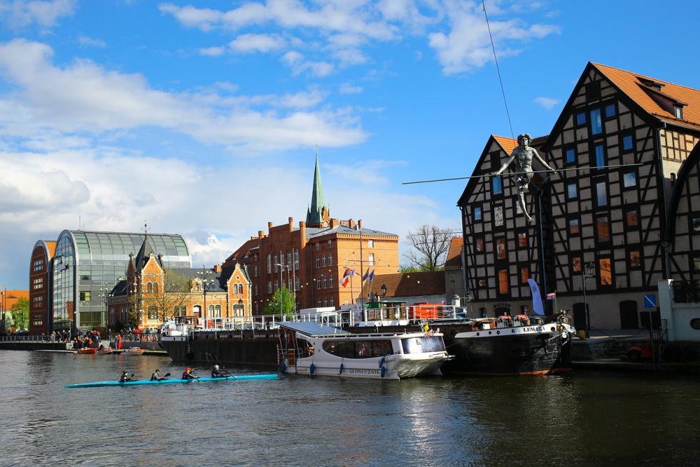 Bydgoszcz to wciąż miasto sportu. Rośnie zainteresowanie mieszkaniami…