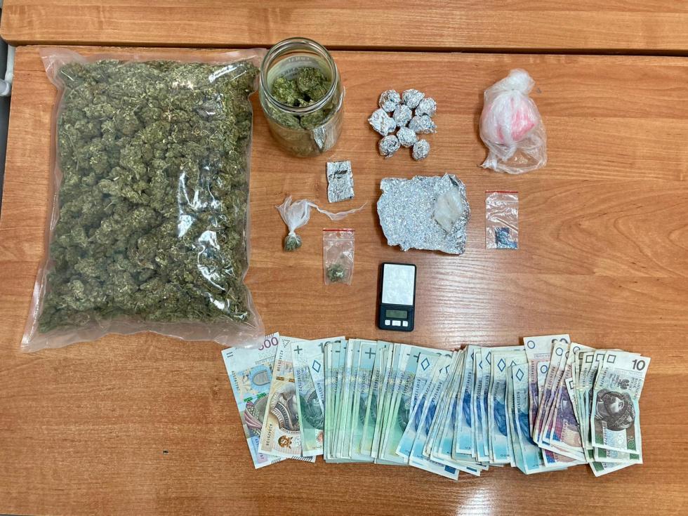 Bydgoszczanin aresztowany na 3 miesiące za posiadanie znacznej ilości…