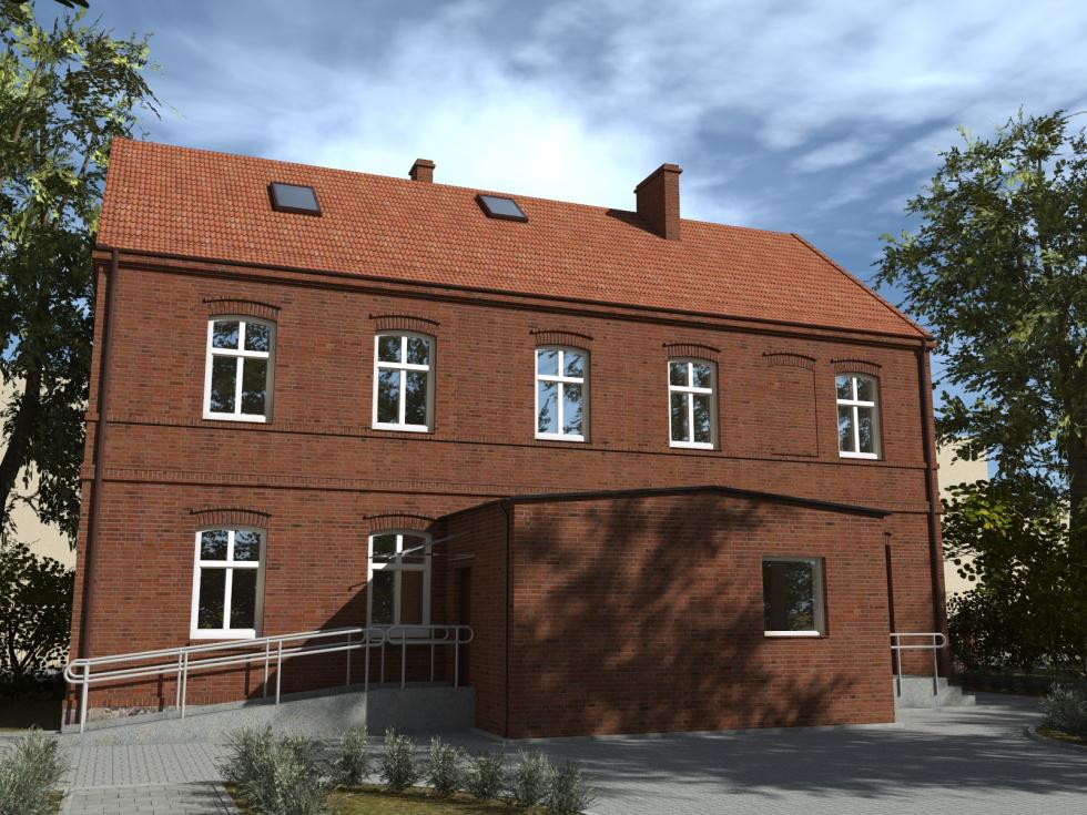 Centrum Edukacyjno-Społeczne powstaje na Okolu