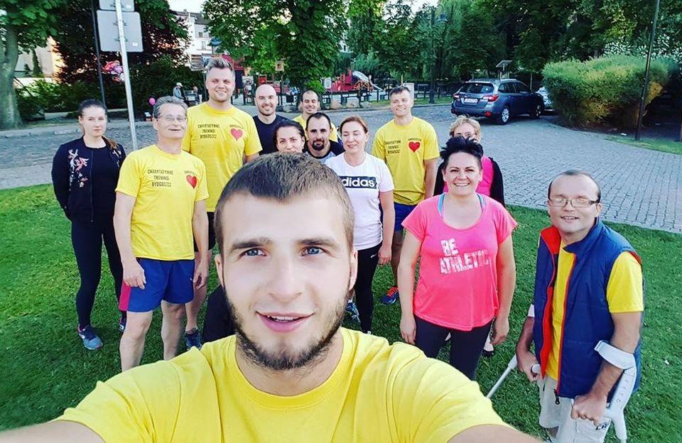 Ćwicz z trenerem personalnym na Wyspie Młyńskiej!