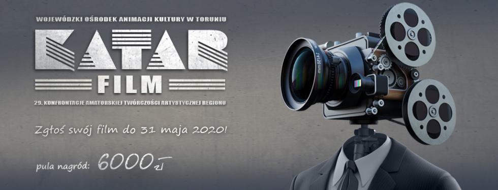 Do 31 maja czekamy na Wasze filmy i zgłoszenia do przeglądu Katar w dziedzinie filmu i nie tylko