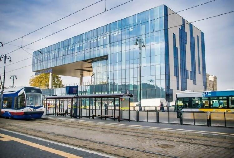 Do budynku bydgoskiego Dworca PKP wprowadziła się nowa firma