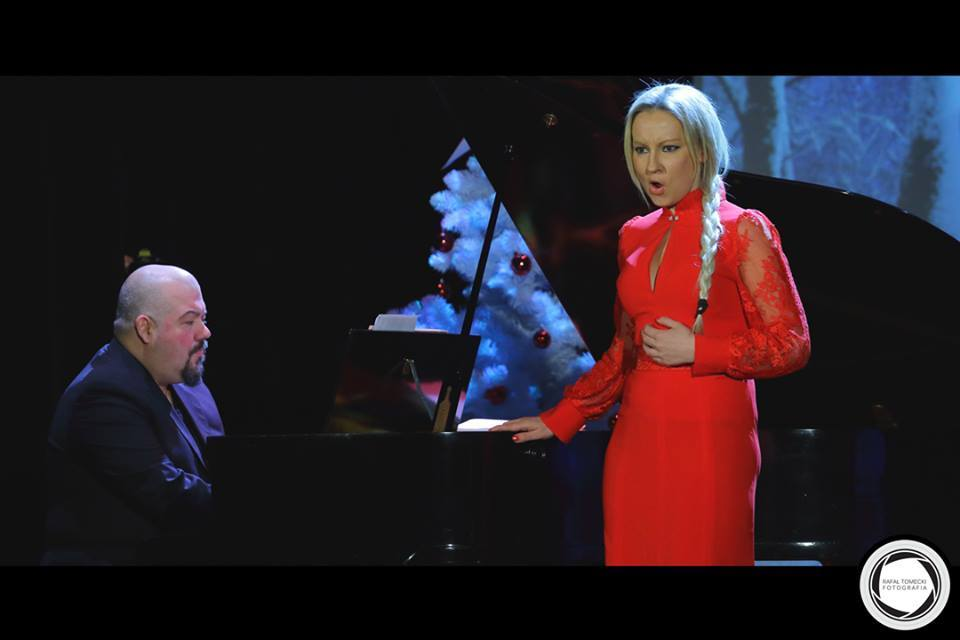 Dominika Zamara sopran & David Boldrini pianoforte (Florencja) w Ostromecku