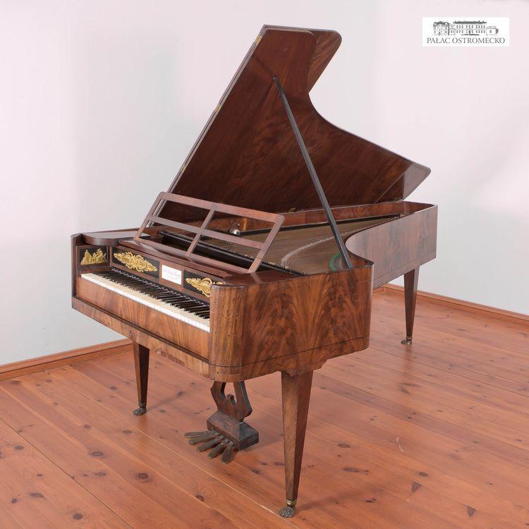 Drugie życie fortepianu Johanna Friedricha Marty'ego