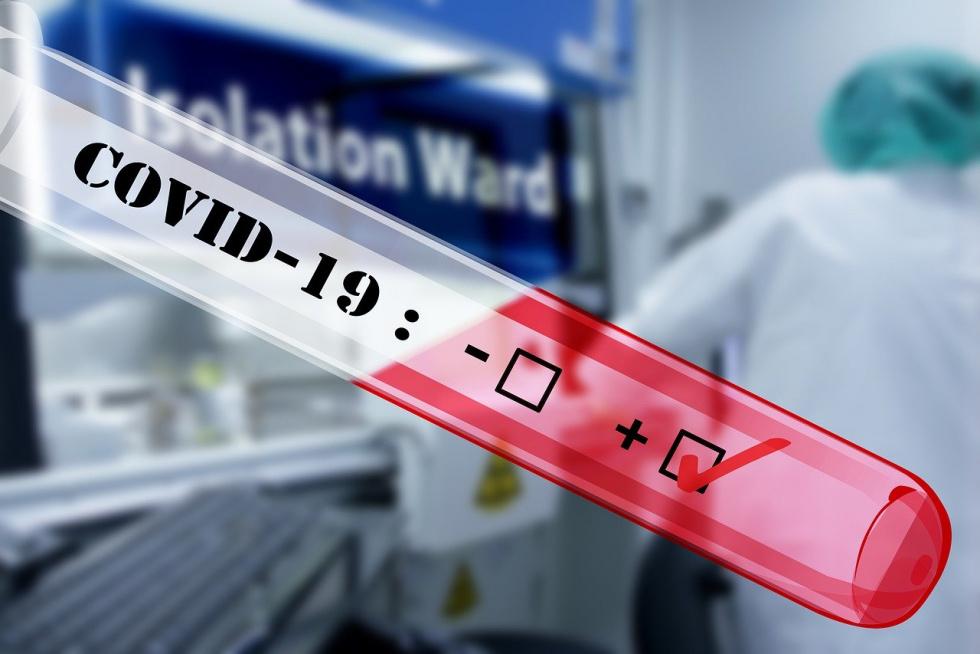 Dwa zgony osób chorych na COVID-19 w Grudziądzu