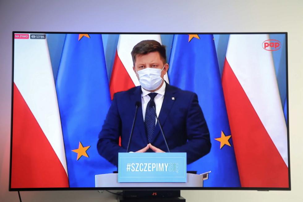 Dworczyk: Do końca tygodnia informacje w sprawie dalszego luzowania obostrzeń